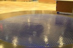 CHOA Cafeteria Blue Tile After GT